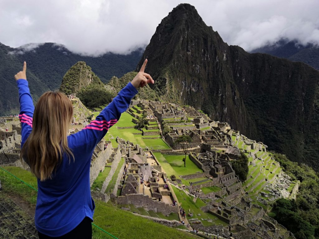 Feeling blessed in Matchu Picchu-photocredits: Mind and Soul